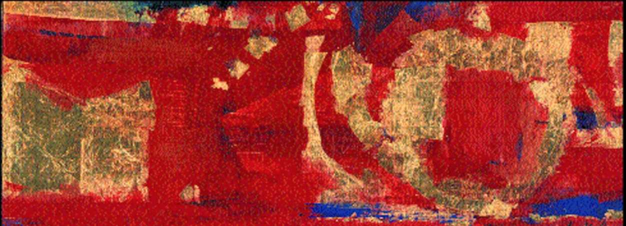 red-painting